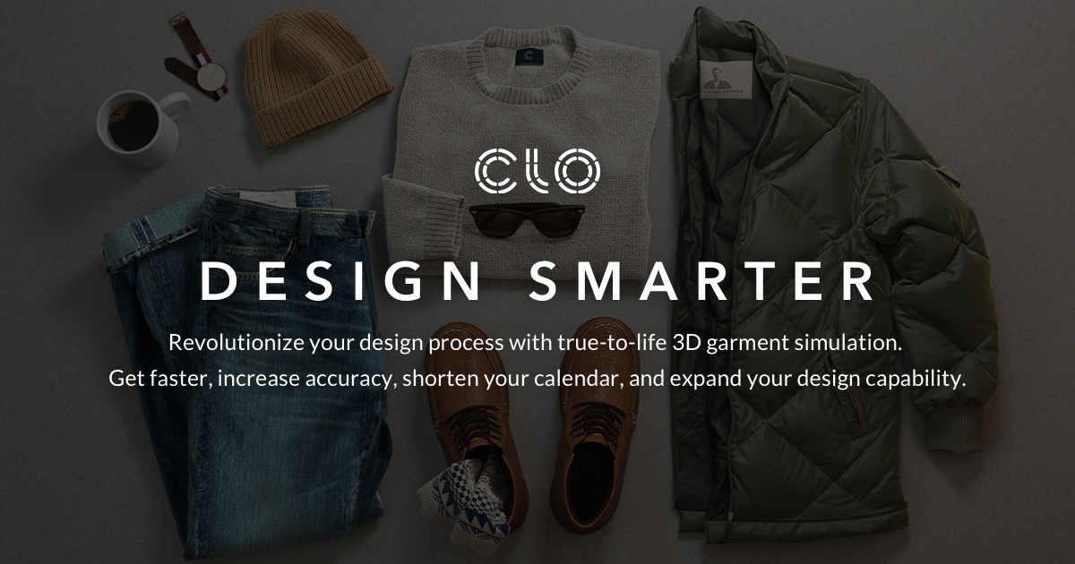 Clo 3d Fashion Design Software